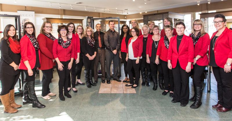 Peterborough Optometric Staff